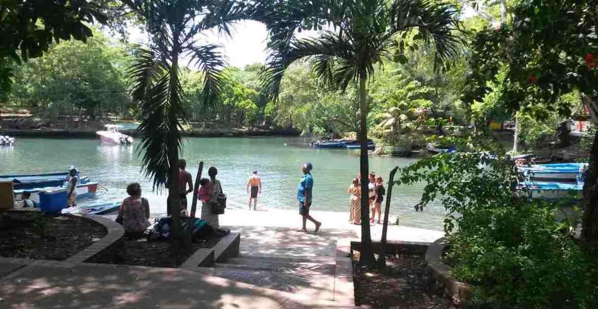mi rio san juan laguna gri-gri maría trinidad sánchez turismo tourisme